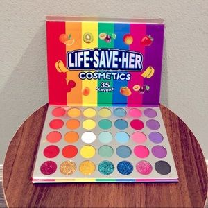 🌾HP🌾 Life•Save•Her Cosmetics 35 Flavors Palette